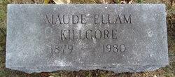 Maude Geraldine <i>Ellam</i> Killgore