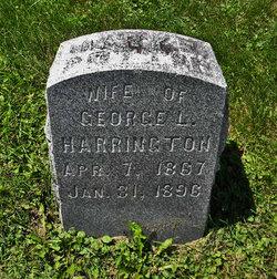 Mary Ellsworth <i>Potter</i> Harrington