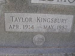 Taylor Kingsbury Edmonston
