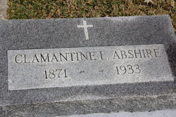 Clementine <i>Lejeune</i> Abshire