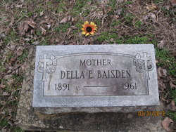 Della Elizabeth <i>Accord</i> Baisden