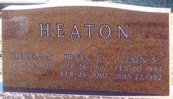 Helen A. <i>Armstrong</i> Heaton