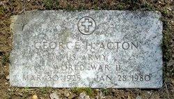 George Harvey Acton, Sr