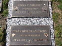 Helen Geraldine <i>Keller</i> Anderson