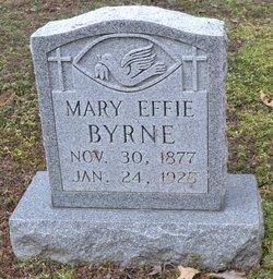 Mary Effie Byrne