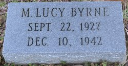 Mary Lucy Byrne