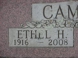 Ethel Helen <i>Ottosen</i> Campbell