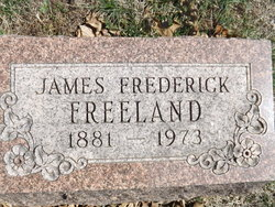 James Frederick Freeland