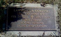 Lawrence R Goretski