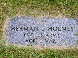 Herman James Holmes