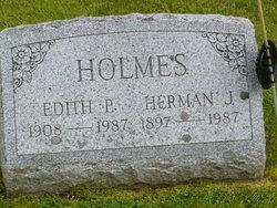 Edith Mae <i>Poor</i> Holmes