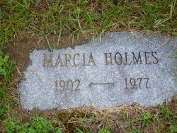 Marcia Louise Holmes