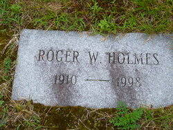 Roger Willis Holmes