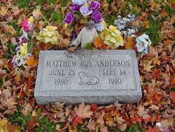 Matthew Roy Anderson