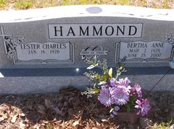 Lester Charles Hammond