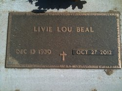 Livie Lou Beal