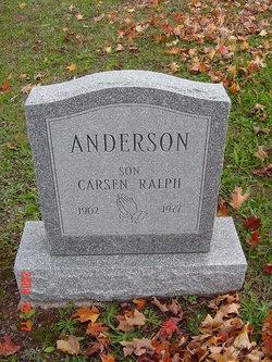 Carsen Ralph Anderson