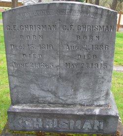 Campbell Ewing Chrisman