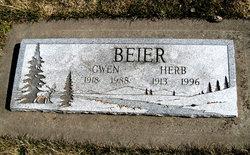 Herbert Henry Herb Beier