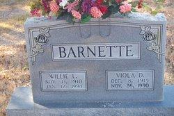 Viola <i>Driver</i> Barnette