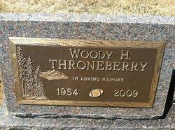 Woody H. Throneberry
