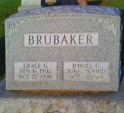 Grace G <i>Smith</i> Brubaker