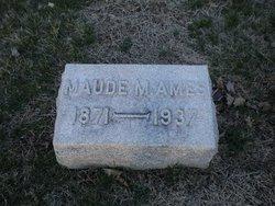 Maude Mary <i>Watson</i> Ames