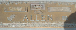 Clarence Lygnal Allen, Sr