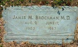 Dr James M. Brockman