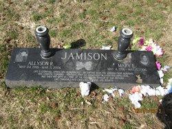 Allyson R. Jamison