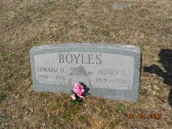 Agnes T. <i>Urban</i> Boyles