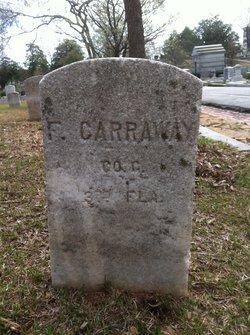 Sgt Franklin S. Carraway