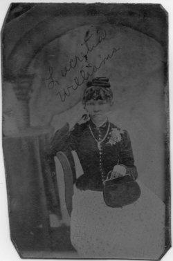 Lucretia Laura <i>Parkinson</i> Williams