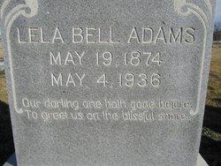 Lela Bell Adams