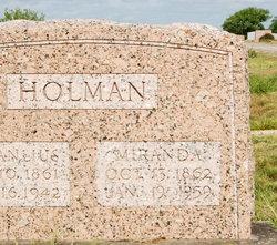 Miranda <i>Kinser</i> Holman