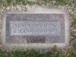Naomi Bertha Marie <i>Rasmussen</i> Stringfellow