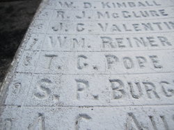 Thomas C Pope