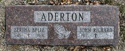 Bertha Belle Aderton
