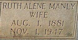Ruth Alene <i>Manly</i> Counts