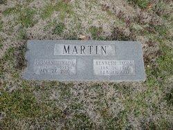 Frances Addeline <i>Nall</i> Martin