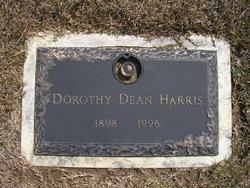 Dorothy <i>Dean</i> Harris