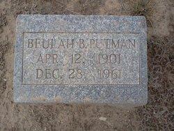Beulah B. Putman