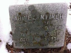 Abigail Ann <i>Finch</i> Miller