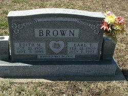 Earl Theodore Brown