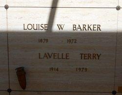 Louise Lue <i>Wallace</i> Barker