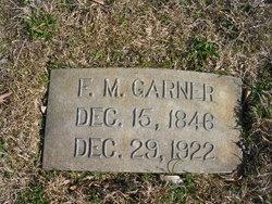 Francis Marion Garner