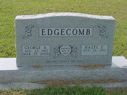 Hazel Ellen <i>Boyd</i> Edgecomb