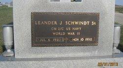 Leander J Schwindt, Sr