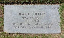 Ray Lawrence Sheedy