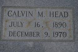 Calvin M. Head